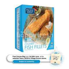 Pacific West Chunky Fish Fillets
