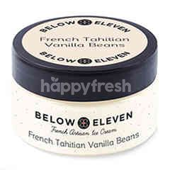 Below Eleven Ice Cream Cup French Tahitian Vanilla 90 ml