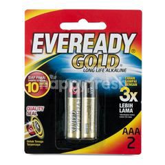 Eveready Gold AAA