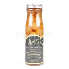 Healthy Mate Pickled garlic In Raw Honey