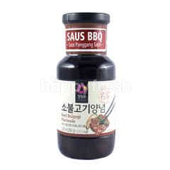 Chung Jung One Saus Barbekyu Bulgogi Marinasi