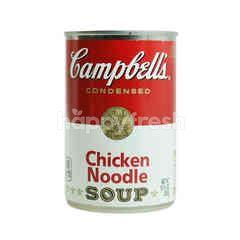 แคมเบลส์ ซุปบะหมี่ไก่เข้นข้น