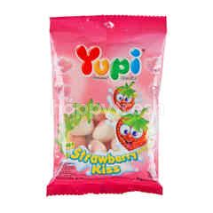 Yupi Strawberry  Gummy