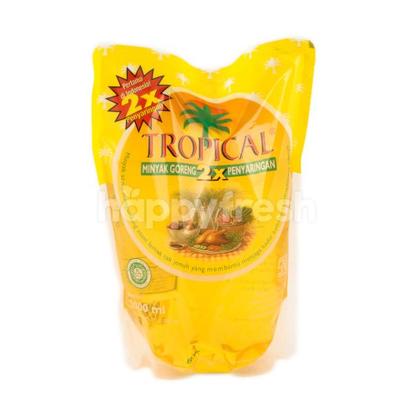 Tropical Palm Cooking Oil Refill