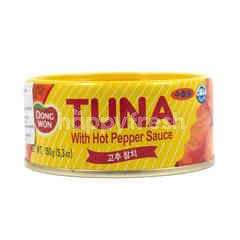Dongwon Tuna With Hot Pepper Sauce