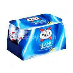 Kronenbourg 1664 Blanc Wheat Beer (6 Cans)