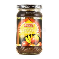 Mida's Mango Chutney Sweet