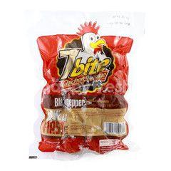 7Bite Blackpepper Chicken Sausage