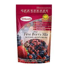 Morlife Dried Five Berry Mix