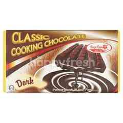 BUNGA RAYA Classic Dark Cooking Chocolate