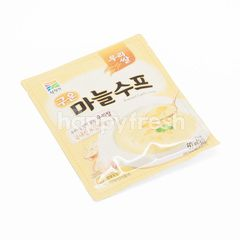 Daesang Roasted Garlic Soup
