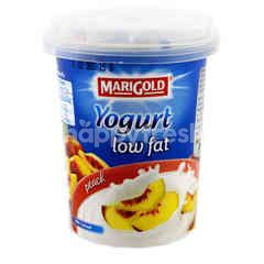 Marigold Yogurt Low Fat - Peach