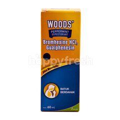 Woods' Peppermint Expectorant Batuk Berdahak