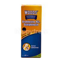 Woods' Peppermint Expectorant Productive Cough