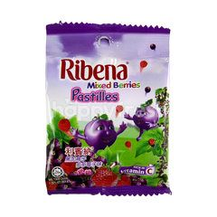 Ribena Mixed Berries Pastilles