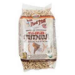 Bob's Red Mill Biji Quinoa Tiga Warna Organik
