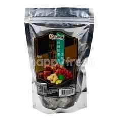 Shiny Taiwan Brown Sugar,Red Dates, Longan