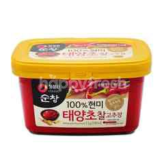 Daesang Gochujang (Hot Pepper Paste)