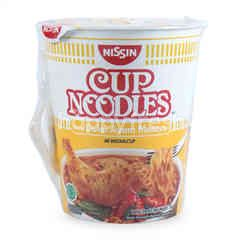 Nissin Cup Noodles Classic Malay Chicken Gulai Flavor