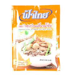 Fa Thai Seasoning Powder For Making Thai Spicy Noodle