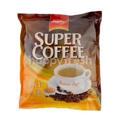 Super Super Coffee 3 In 1 Brown Sugar