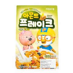 Pororo Almond Flakes Cereal