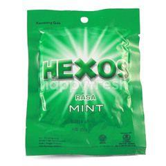 Hexos Kembang Gula Rasa Mint