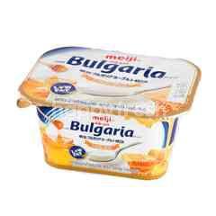 Meiji Bulgaria Golden Honey Yogurt