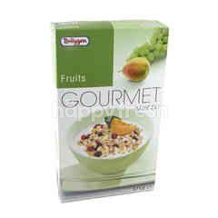 Briiggen Gourmet Muesli Fruits