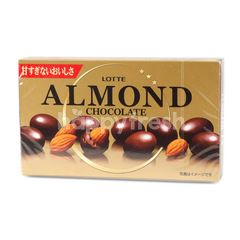 Lotte Almond Chocolate