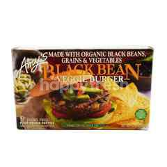 Amy's Black Bean Veggie Burger