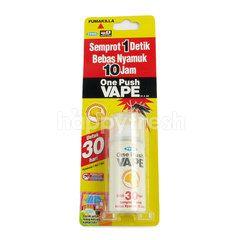 Fumakilla One Push Vape Natural Fragrance