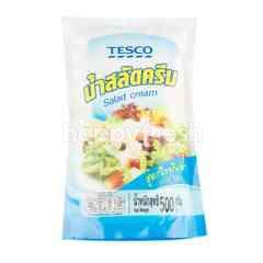 Tesco Salad Cream Low Fat Formula