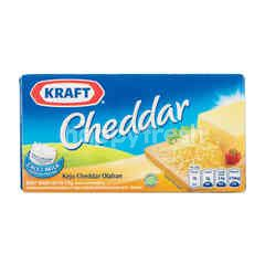 Kraft Processed Cheddar Cheese