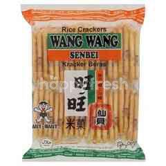 Want-Want Wang Wang Rice Crackers