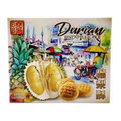 Sunshine Kingdom Durian Pineapple Cake