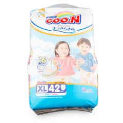 Goo.N Baby Pants Diapers XL 42 Pcs
