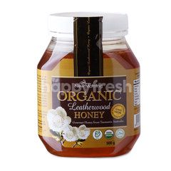 New Morning Organic Leatherwood Honey