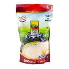 Pure Green Organic Long Grain White Rice