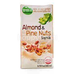 Yonsei Susu Kedelai Almond & Pine Nuts