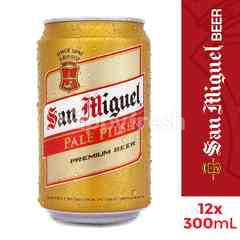 San Miguel Pale Pilsener (Canned) Beer