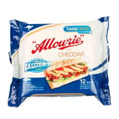Allowrie Cheddar Cheese Slices