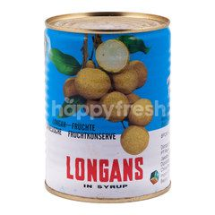 Narcissus Longan in Syrup