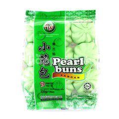 Figo Pearl Buns Pandan