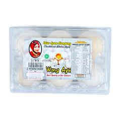 Wong Ayu Telur Ayam Kampung
