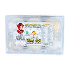 Wong Ayu Kampong Chicken Egg