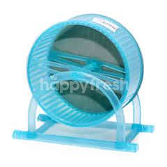 New Age Hamster Silent Wheel (Ocean Blue)