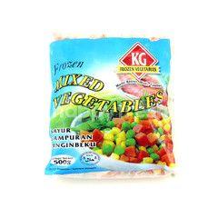 KG Mixed Vegetables