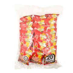 KOW KOW SNACKS Spicy Roasted Peanut (20x15g)