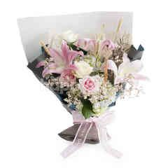 Emme Florist Be My Valentine Pink